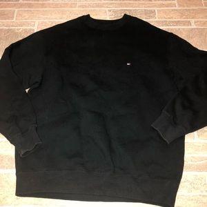 Tommy Hilfiger Small Black crewneck Sweatshirt